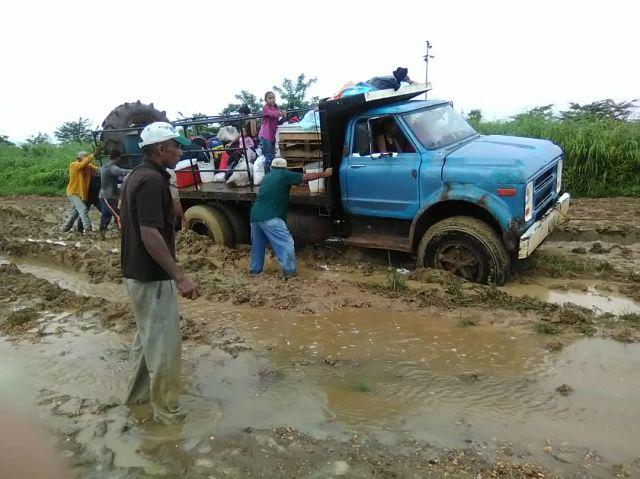 carretera de barrialito