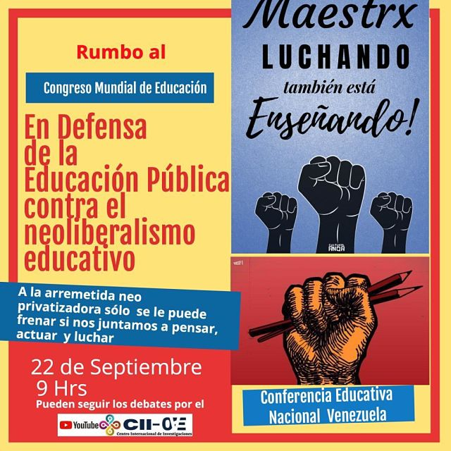 I Congreso Mundial de Educación