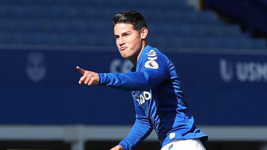 Gol de James Rodríguez