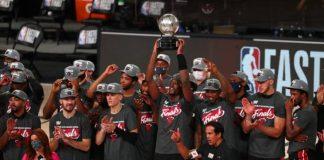 Miami Heat avanza a las Finales de la NBA