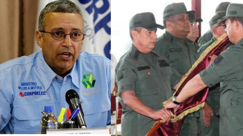 Estados Unidos ofrece recompensa por Motta Domínguez y Eustiquio Lugo