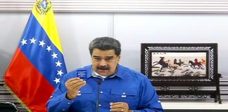 Maduro designa nuevos ministros