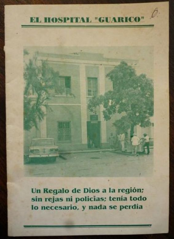 hospital guárico