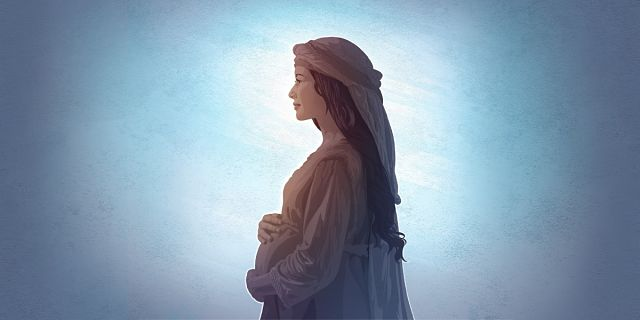 LA VIRGEN MARÍA. 8 DE SEPTIEMBRE
