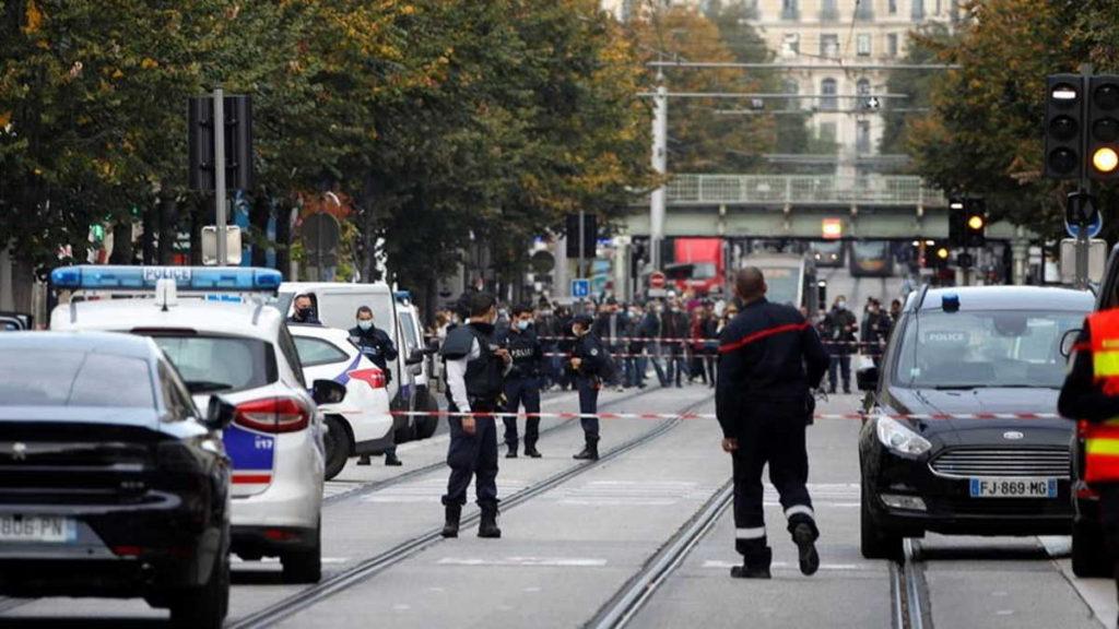 Alerta terrorista en Francia