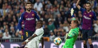 Barcelona - Real Madrid