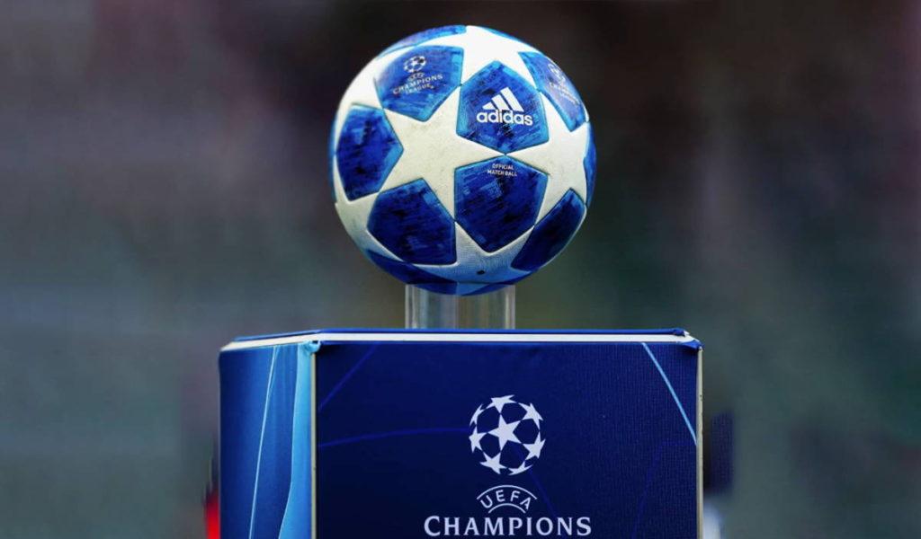 Resultados de la Champions