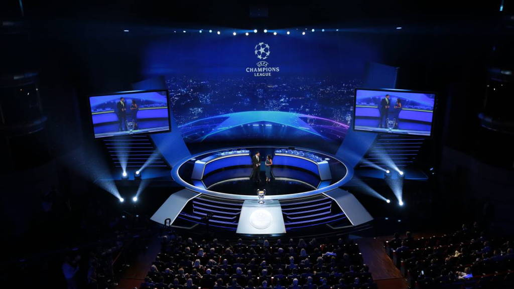 Fase de grupos de la UEFA Champions League