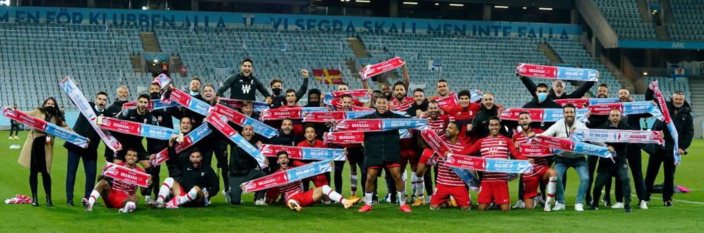 Granada avanzó a la fase de grupos de la UEFA Europa League
