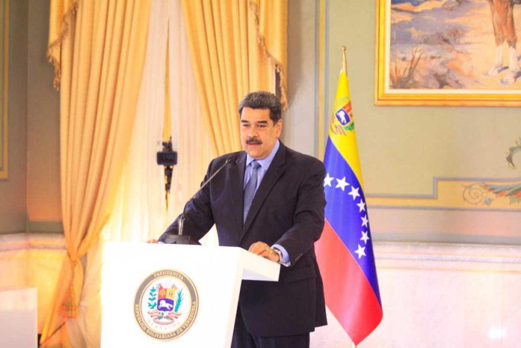 """Maduro: """"Venezuela tiene reservas de gasolina para 20 días"""""""