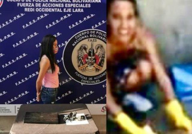 Deyarlick Clarimar Parra Leal. ABERRADA