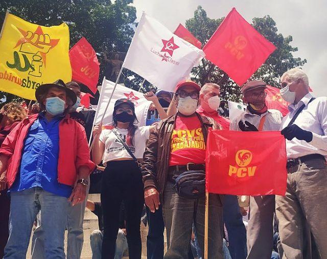 oscar figuera - partido comunista