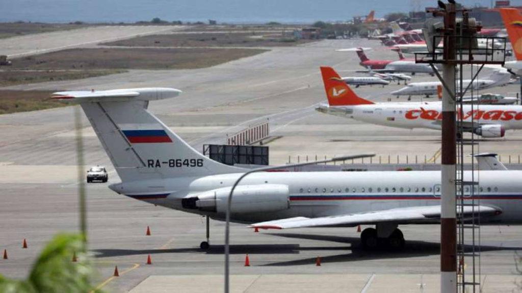 INAC anunció reactivación de vuelos a Rusia y Bolivia