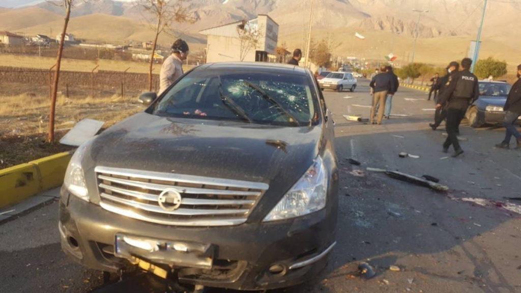 Asesinan al prominente científico nuclear de Irán, Mohsen Fakhrizadeh.