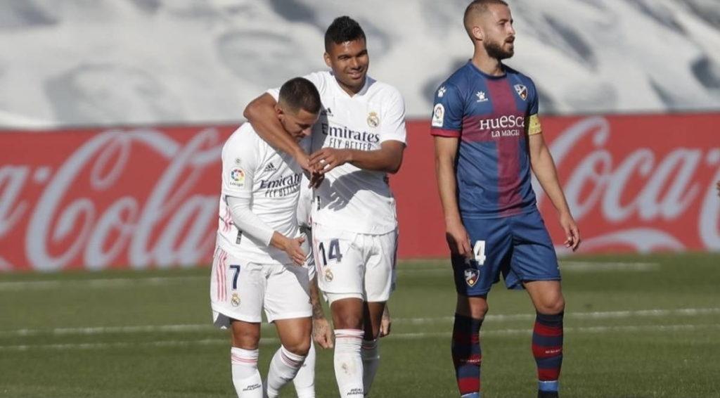 Jugadores del Real Madrid dieron positivo por covid-19