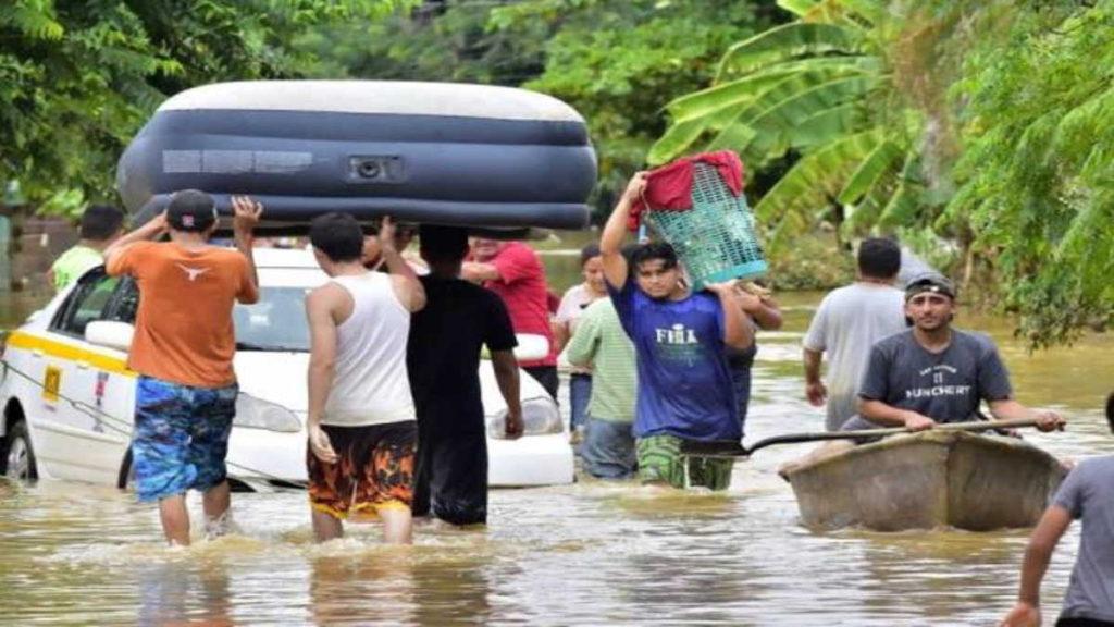 Eta dejó más de un millón y medio de afectados en Honduras.