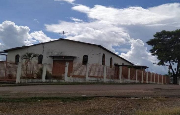 IGLESIA SAN JOSÉ OBRERO - ALTAGRACIA DE ORITUCO