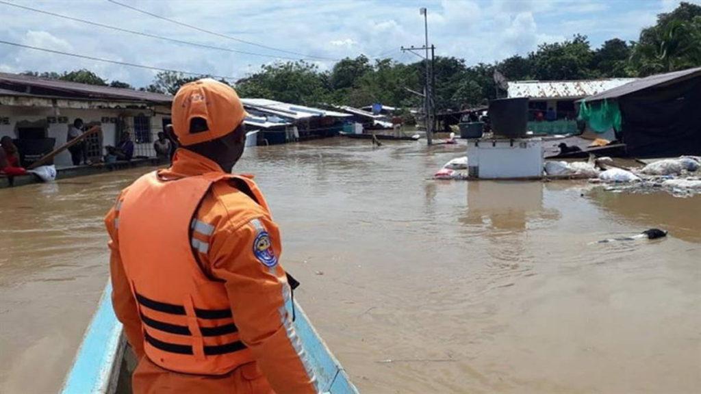 Huracán Iota deja incomunicada a la isla colombiana de Providencia