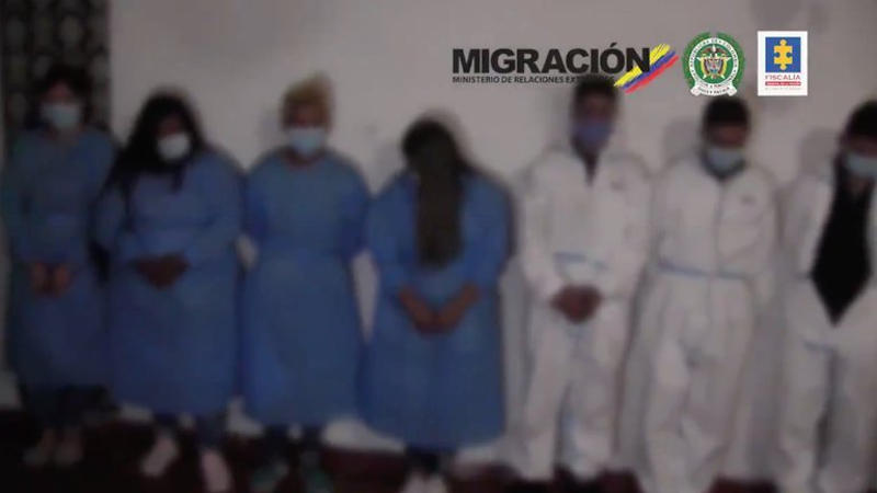colombia - migración