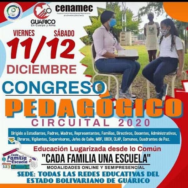 Congreso Pedagógico Circuital