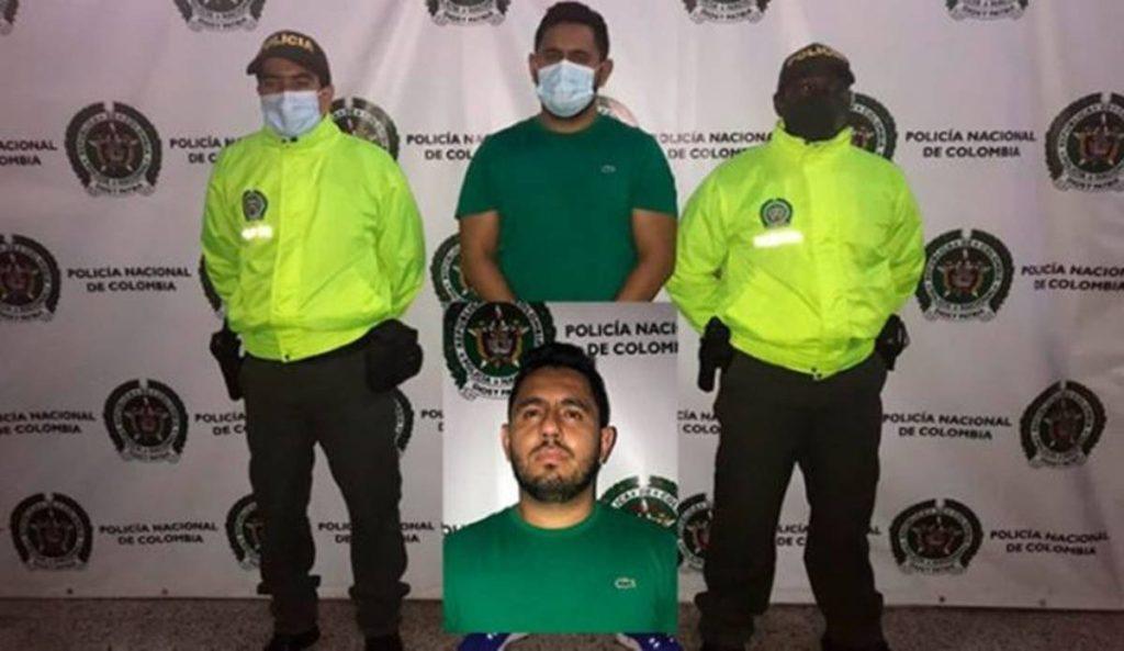 Presunto líder de la banda Tren de Aragua