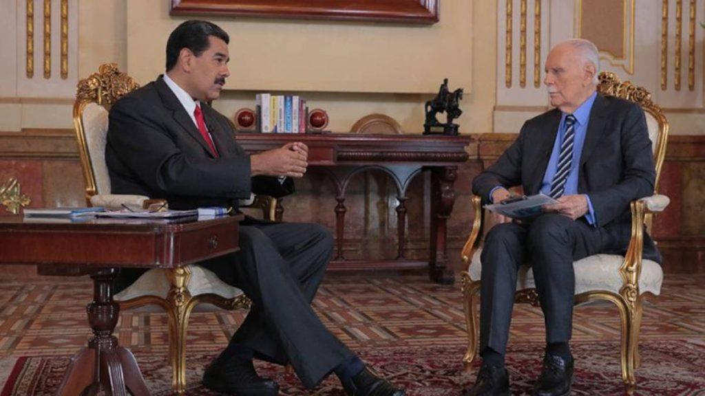 Maduro sobre José Vicente Rangel