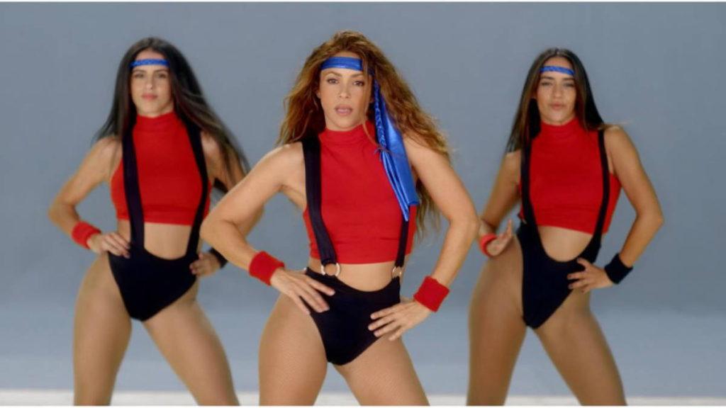Shakira y Black Eyes Peas estrenan el videoclip del tema 'Girl Like Me'