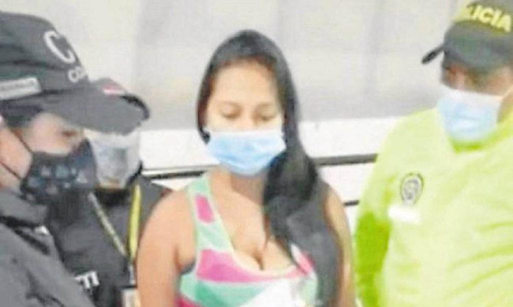 Venezolana asesina en Colombia