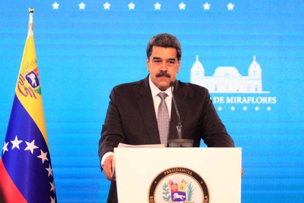 Maduro anunció cambios en su gabinete ministerial