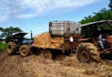 escasez de diesel