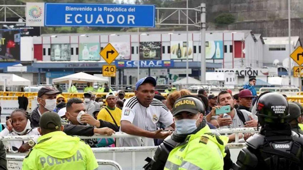 Ecuador participará en conferencia de donantes sobre migrantes venezolanos