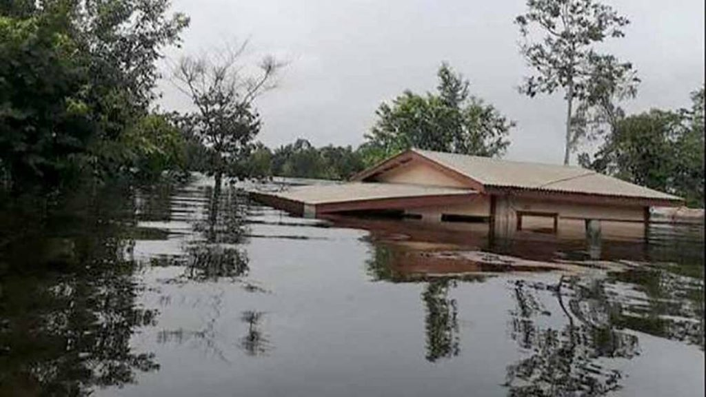 Declaran desastre nacional en Guyana