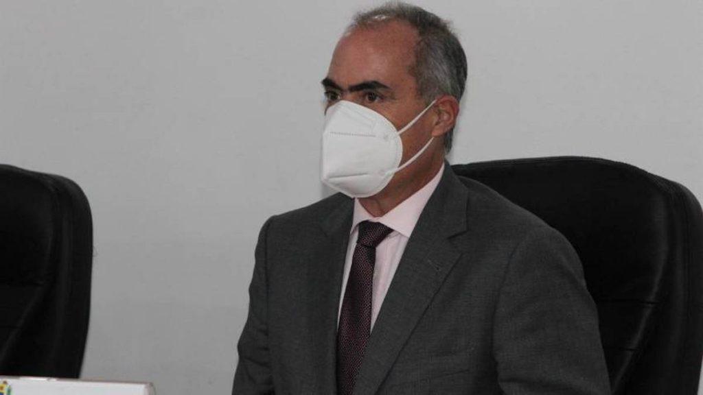 Roberto Picón, rector del CNE
