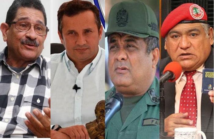 candidatos gobernación  GUÁRICO