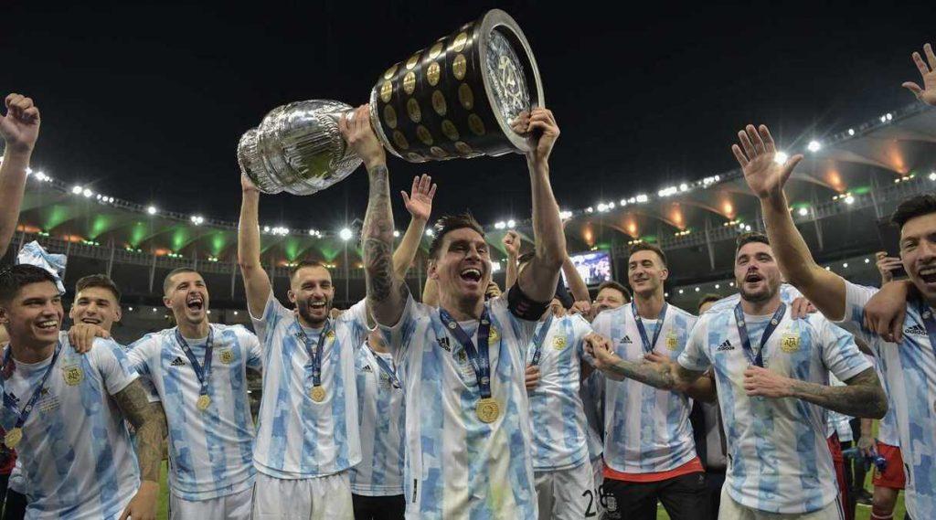 Argentina campeón de Copa América