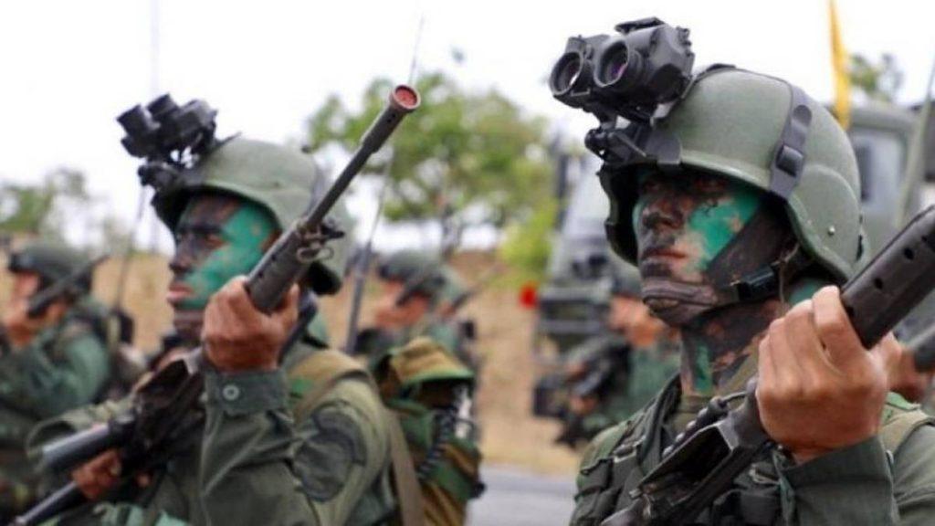 Ministro de Defensa anunció nuevas designaciones en la FANB
