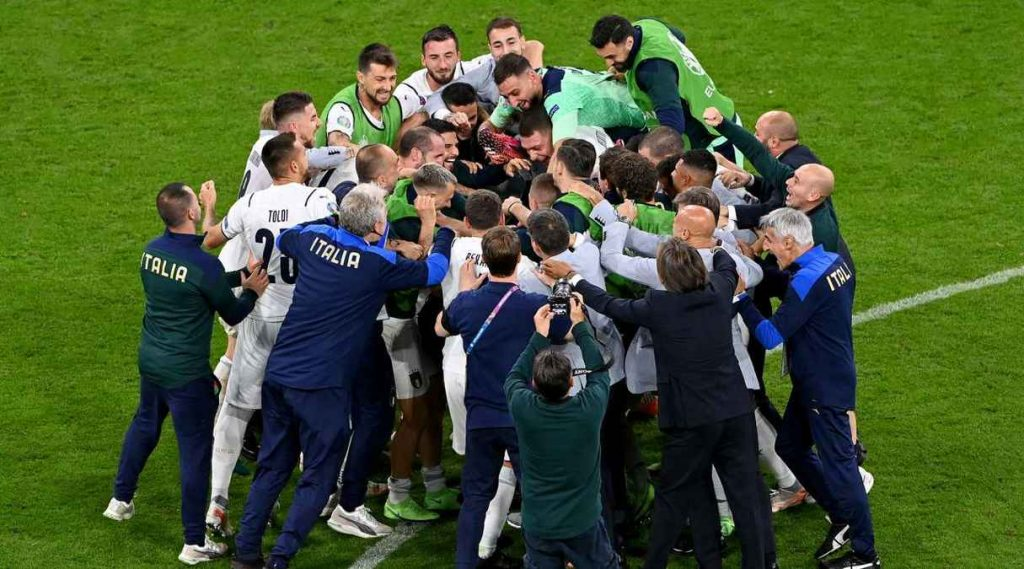 Italia despachó a Bélgica de la Eurocopa 2020