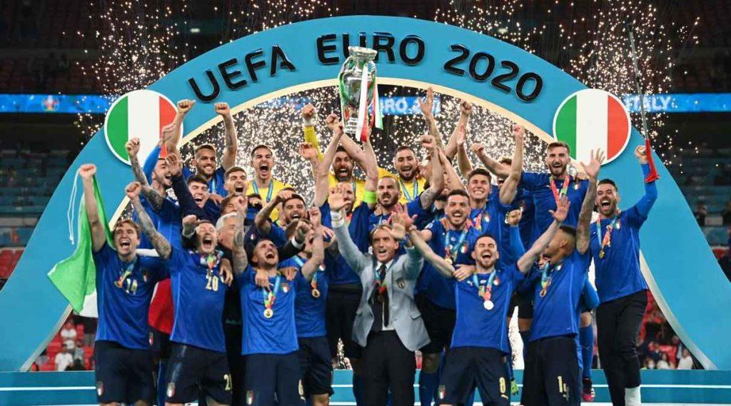 Italia campeón de la Eurocopa 2020