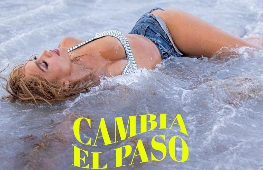 "Jennifer López ""Cambia el paso"""
