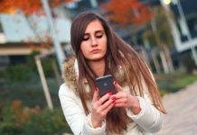 tiempo en celular