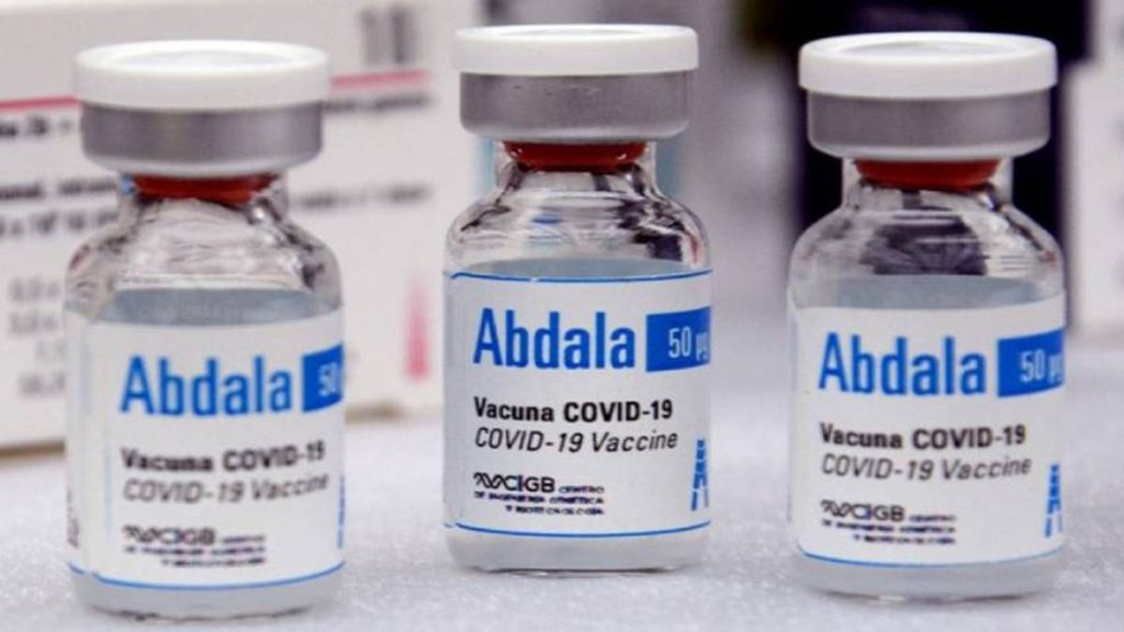 Candidata vacunal Abdala