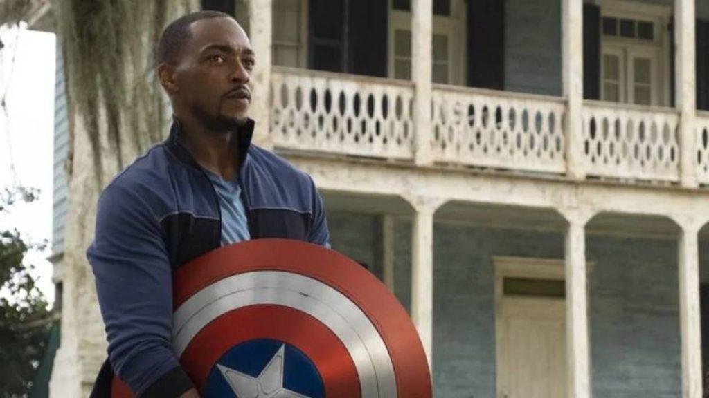 Anthony Mackie protagonizará cuarta entrega de 'Capitán América'