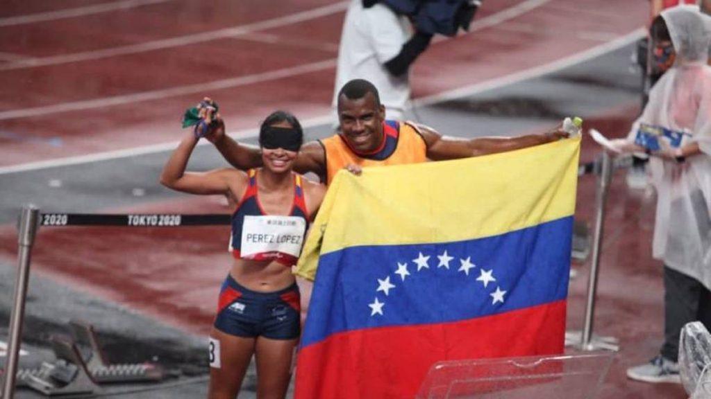 Medalla de oro para Venezuela en los Juegos Paralímpicos
