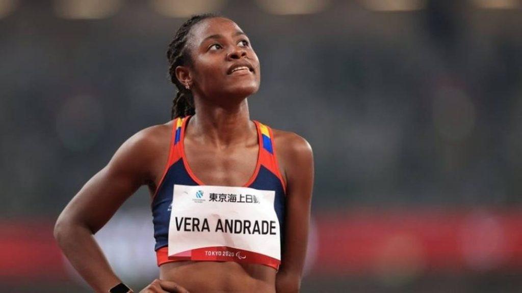 Lisbeli Vera consiguió medalla de plata en los Juegos Paralímpicos