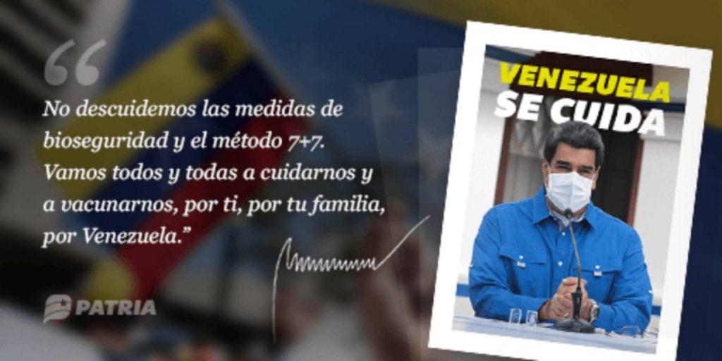 Bono Venezuela Se Cuida