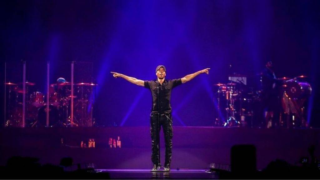 Disco Final de Enrique Iglesias