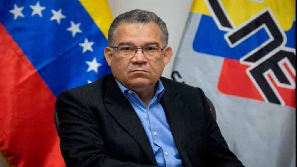 Vicepresidente del CNE dio positivo para covid-19