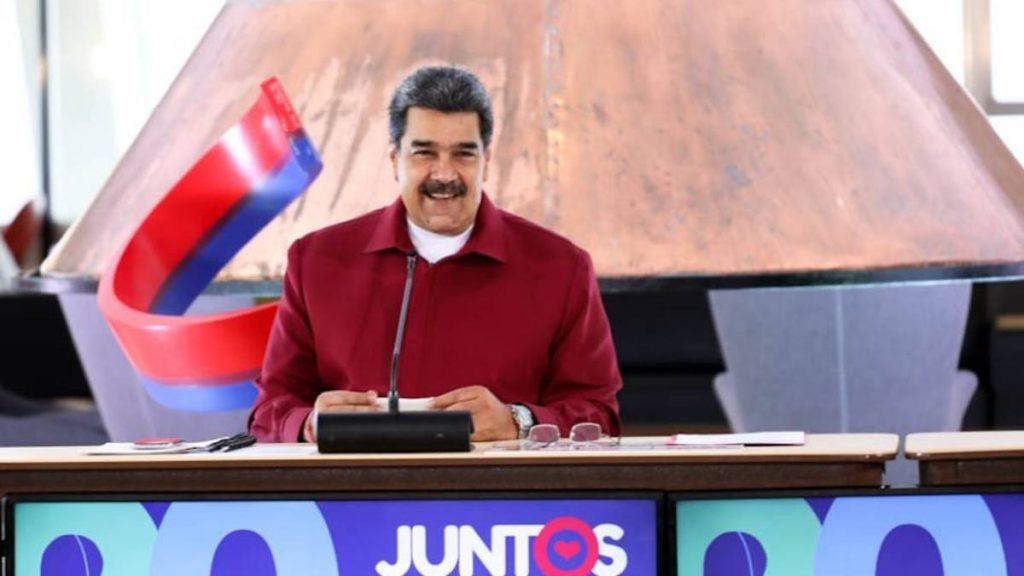 Maduro: ataque al banco de Venezuela busca frenar al bolívar digital