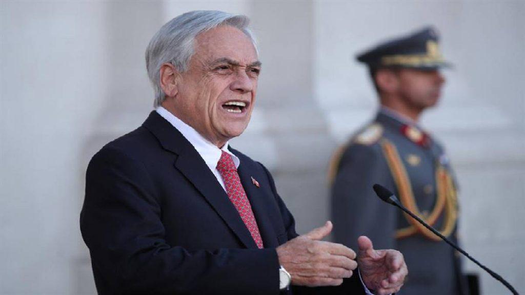 Presidente de Chile condenó el ataque xenófobo en Iquique